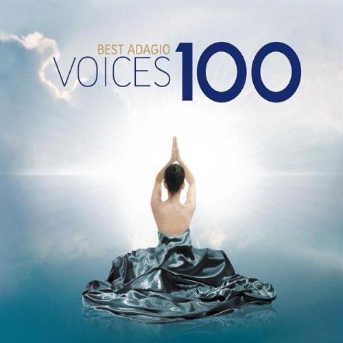 VA - 100 Best Adagio Voices [6 CD] (2009)