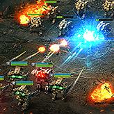 Скриншот из игры Титаны