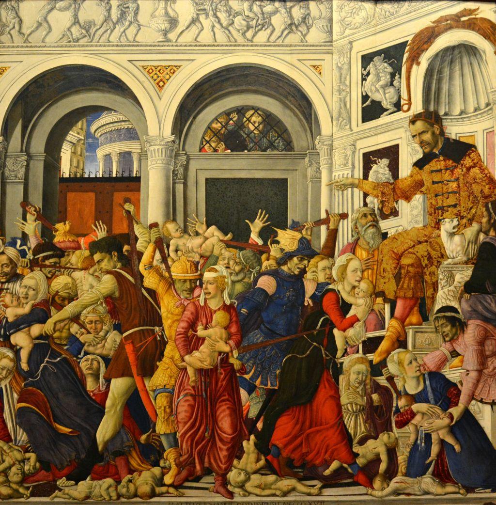 Маттео де Джованни, 1488.